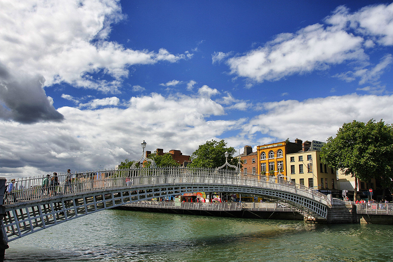 Irland_2013_Ha'penny Bridge